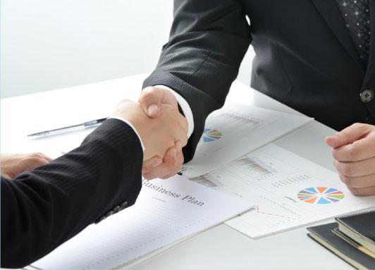 1977年創業以来、蓄積した技術とノウハウ、そしてグループ会社としてのシナジー。